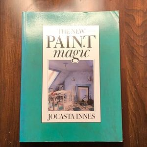 The new paint magic book